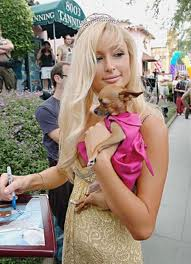 Tinkerbell and Paris Hilton 2